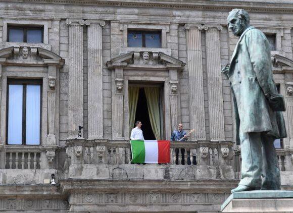 Κοροναϊός: Σταθερά τα κρούσματα στην Ιταλία – Μειώθηκε ο αριθμός των νεκρών