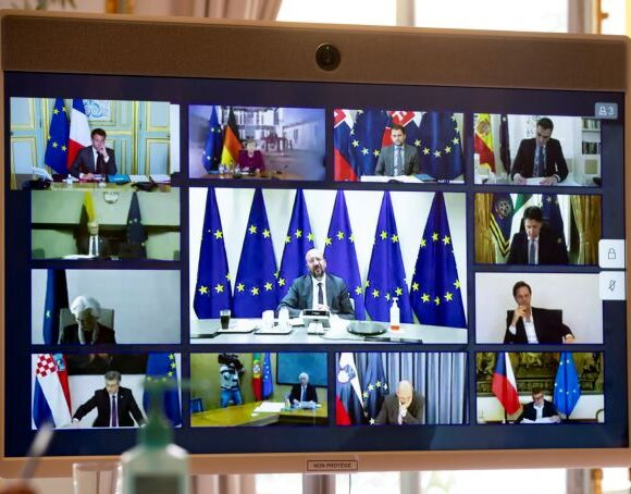 Κοροναϊός: Στην Κομισιόν η «καυτή πατάτα» του Ταμείου Ανάκαμψης, αγεφύρωτες οι διαφορές