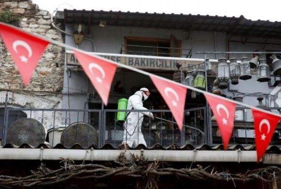 Κοροναϊός: Στοιχεία «καίνε» τον Ερντογάν – Μεγαλύτερη η έξαρση από ό,τι παραδέχεται