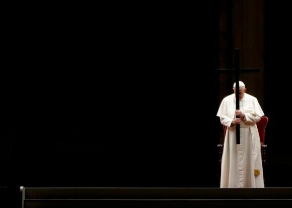 Κοροναϊός : Το μήνυμα του Πάπα Φραγκίσκου για το Μεγάλο Σάββατο