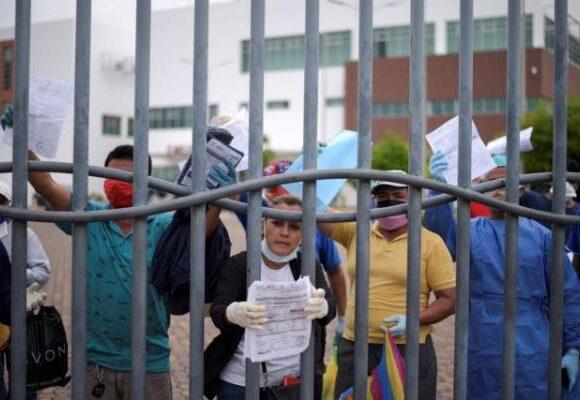 Κοροναϊός : Φρίκη στο Εκουαδόρ με σορούς παρατημένους στο δρόμο