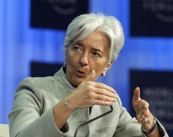 Λαγκάρντ: Παράνομη η αγορά χρέους απ' ευθείας από τις κυβερνήσεις