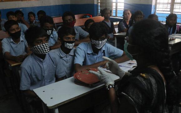 ΟΗΕ : Έναρξη της σταδιακής επιστροφής στο σχολείο ανά τον κόσμο