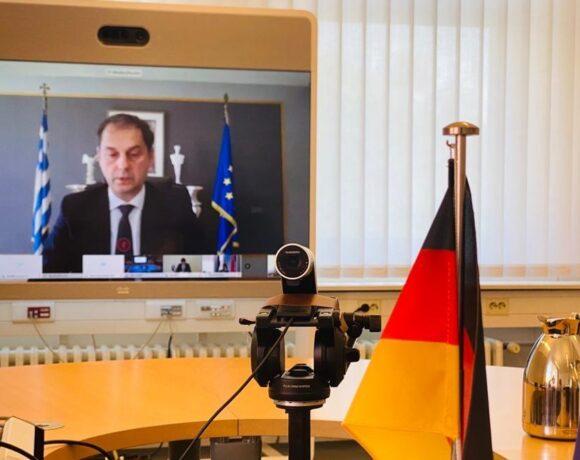 Οι 5 προτάσεις του Χάρη Θεοχάρη στην τηλεδιάσκεψη της Ε.Ε