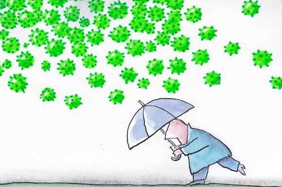 Πανδημία κοροναϊού και οικολογία : Το χαμένο ραντεβού