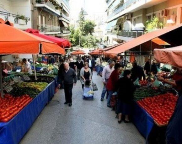 Προσωρινό λουκέτο σε λαϊκές αγορές λόγω μη τήρησης περιοριστικών όρων