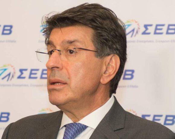 Ρηξικέλευθες πολιτικές για την επανεκκίνηση της οικονομίας, ζητεί ο ΣΕΒ