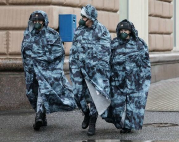 Ρωσία : Αρνητικό ρεκόρ νέων κρουσμάτων – 3