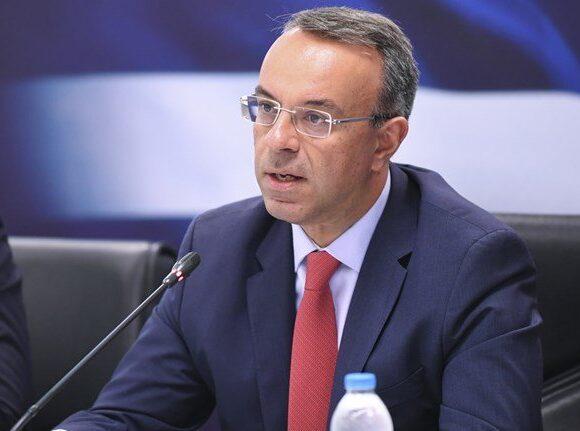 Σταϊκούρας: Έμπρακτη και ουσιαστική στήριξη στη χώρα μας η απόφαση της ΕΚΤ