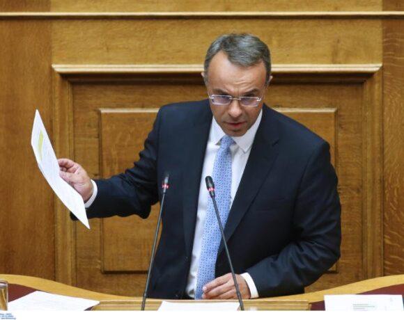 Σταϊκούρας: Αναμένει θετικές εξελίξεις στο Eurogroup, αλλά όχι επαρκείς για τις επιπτώσεις της πανδημίας