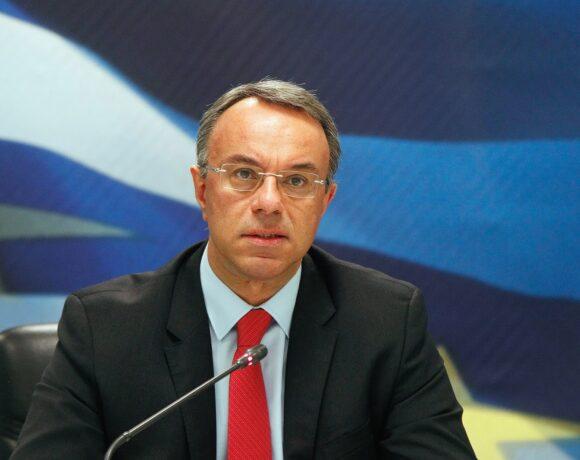 Σταϊκούρας: «Το πακέτο μέτρων στήριξης θα επαναληφθεί τον Μάιο, ίσως διευρυμένο»