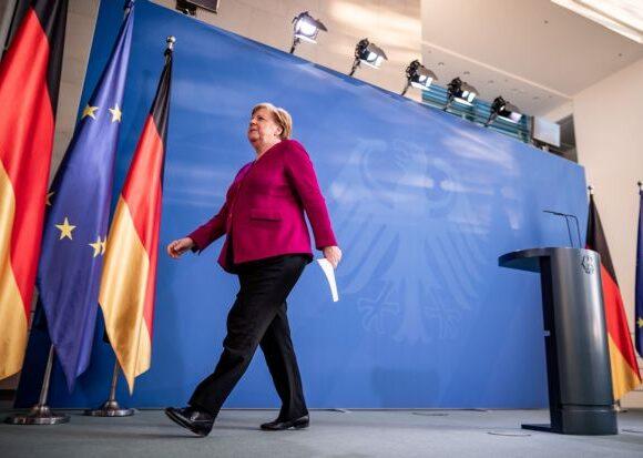 Στη μάχη του κοροναϊού θα επικεντρωθεί η γερμανική προεδρία της ΕΕ