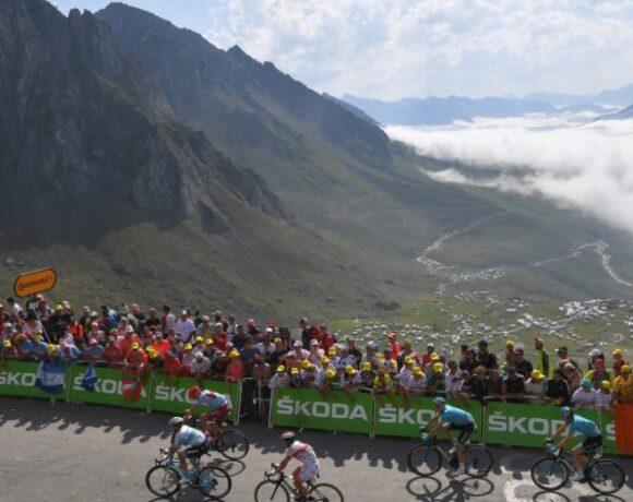 Το κρύο ο απρόσμενος εχθρός της La Vuelta