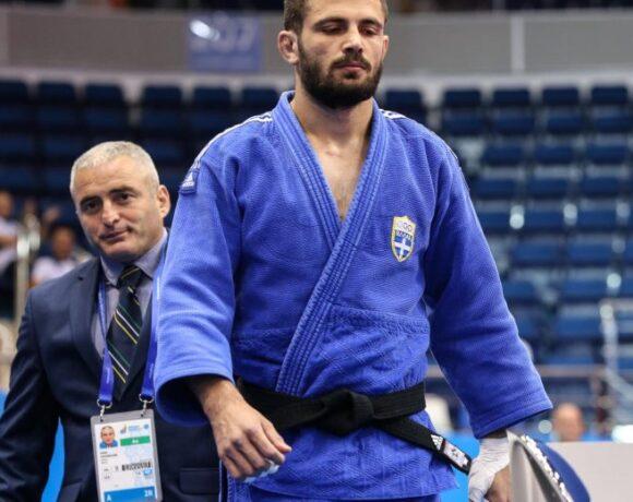 Το Νοέμβριο μεταφέρθηκε το ευρωπαϊκό πρωτάθλημα τζούντο
