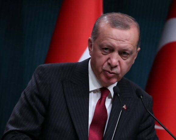 Τουρκία : Ο Ερντογάν στηρίζει τον Σοϊλού – Επιτυχημένο το έργο του έως σήμερα