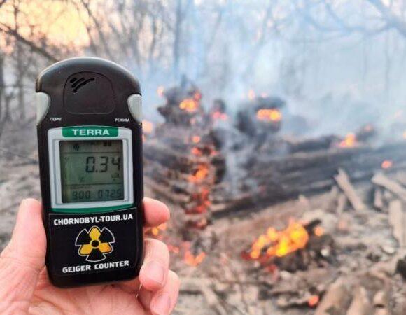 Τσερνόμπιλ: Νέες πυρκαγιές στη ζώνη αποκλεισμού