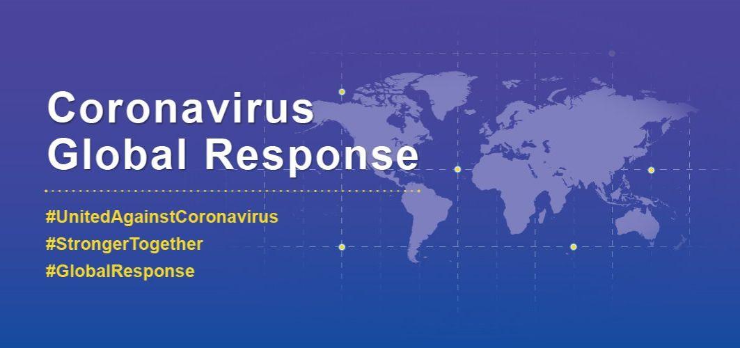 Coronavirus Global Response: EU Kick-starts Worldwide Pledging Marathon