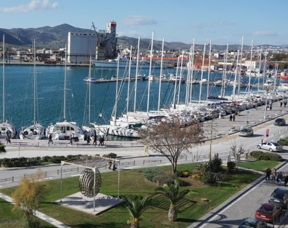 Covid-19: Volos Authorities to Close Waterfront Area