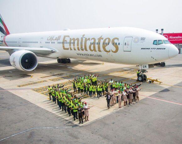 Emirates: Η πρώτη αεροπορική που προσφέρει επιτόπου εξέταση για κορωνοϊό