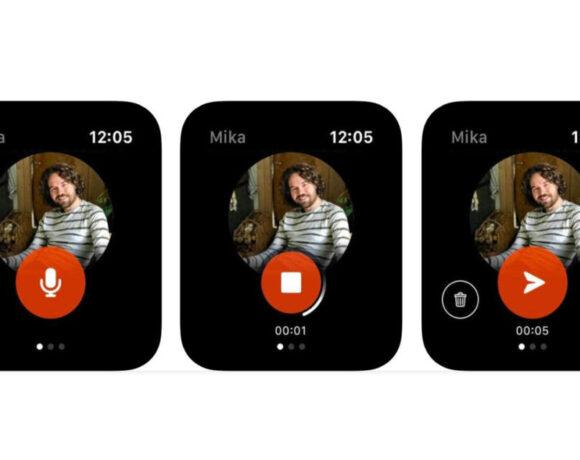 Facebook Kit: Messaging εφαρμογή αποκλειστικά για τα Apple Watch