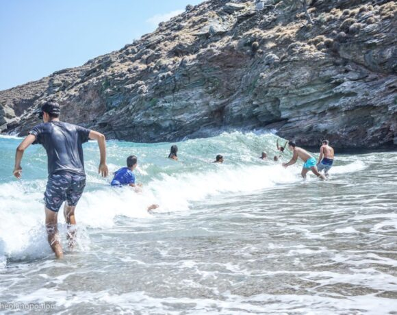 Greece Bans Swimming Due to Covid-19