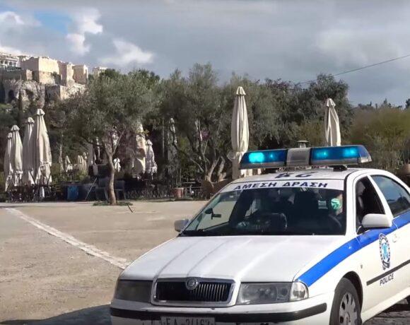 Greece Extends Covid-19 Social Distancing Restrictions Until April 27