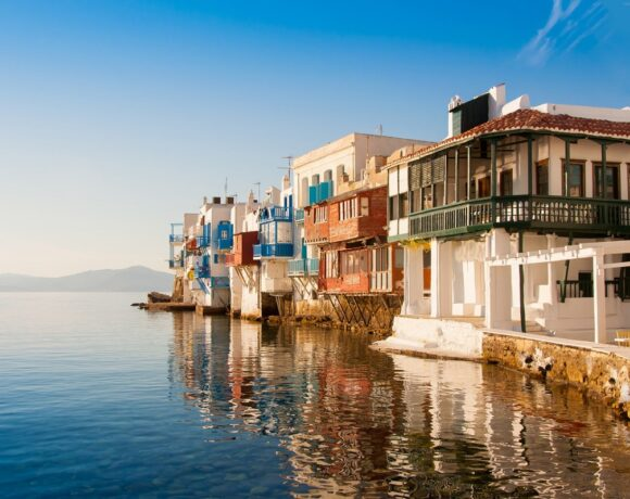 Greece was Among Top 2020 Travel Destinations for Austrians Before Covid-19