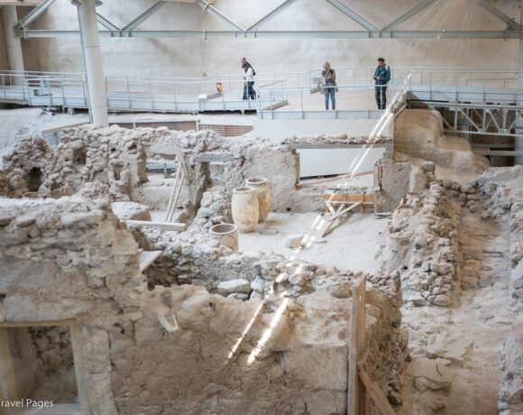 Greece's Archaeological Sites Set to Reopen on May 18
