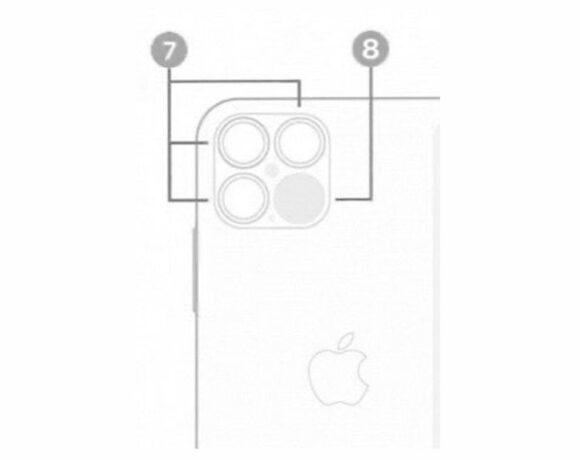 iPhone 12: Leak αποκαλύπτει νέο σχεδιασμό στην τετραπλή καμερα