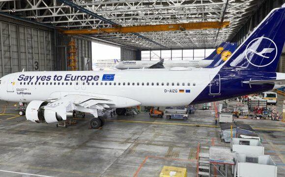 Lufthansa: Μειώνεται ο στόλος της κατά 100 αεροσκάφη | Πιθανότητα απομάκρυνσης 10000 εργαζομένων