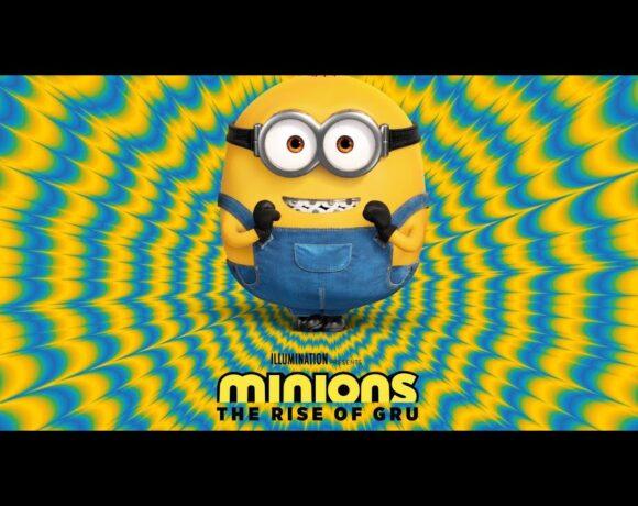 MINIONS 2: Η ΑΝΟΔΟΣ ΤΟΥ ΓΚΡΟΥ (Minions: The Rise of Gru) - Trailer (μεταγλ)
