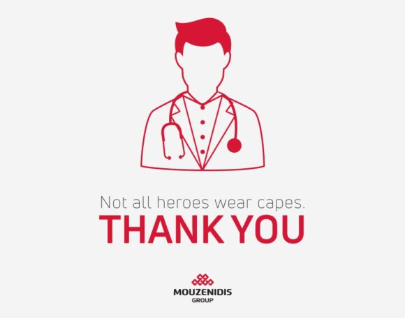 Mouzenidis Says 'Thank You' to Russian, Ukranian Doctors with Free Greek Holidays