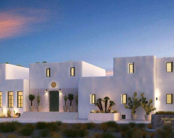 Mykonos to Welcome First Vegan Hotel in Greece