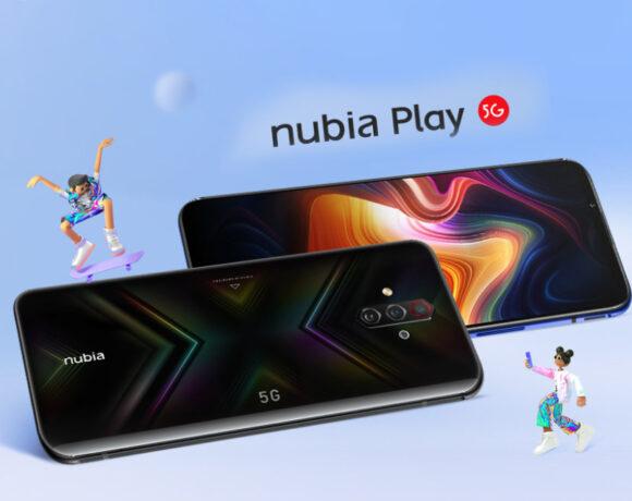Nubia Play: Επίσημα με Snapdragon 765G και τεράστια υδρόψυξη
