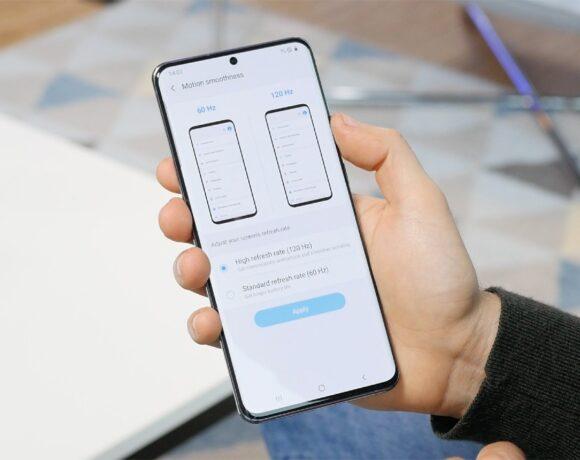 Samsung Galaxy S20: Μπορούν να υποστηρίξουν ρυθμό ανανέωσης 96Hz