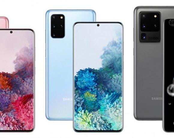Samsung Galaxy S20: Νέο update βελτίωνει περαιτέρω την κάμερα