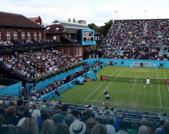 Tέλος το τένις μέχρι και 13 Ιουλίου