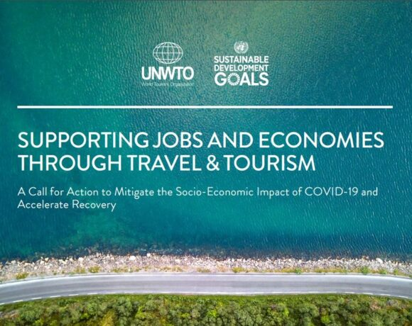 UNWTO Lists 23 Recommendations for Tourism's Recovery from Covid-19