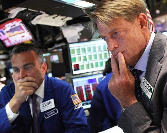 Wall Street: «Παλεύουν» με το πρόσημο οι δείκτες μετά τα στοιχεία της ανεργίας