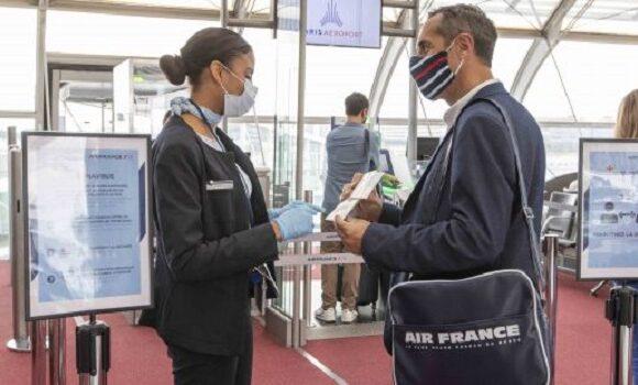 Air France: Masks Compulsory on All Flights as of May 11