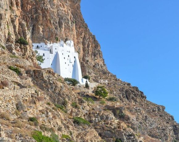 Amorgos Sends Message of Optimism Through Gastronomy