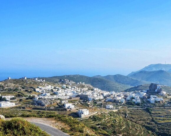 Amorgos Shares Culinary Secrets with Future Travelers – Video