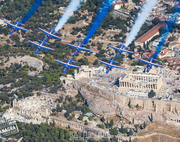 Athens Flying Week 2020 Air Show Canceled