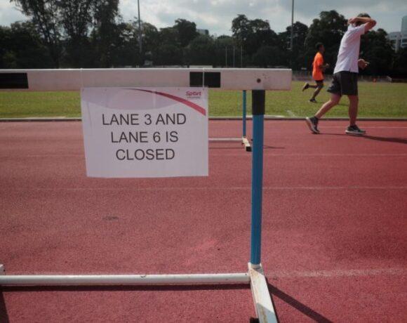 Αγώνες με περιορισμό 50 αθλητών