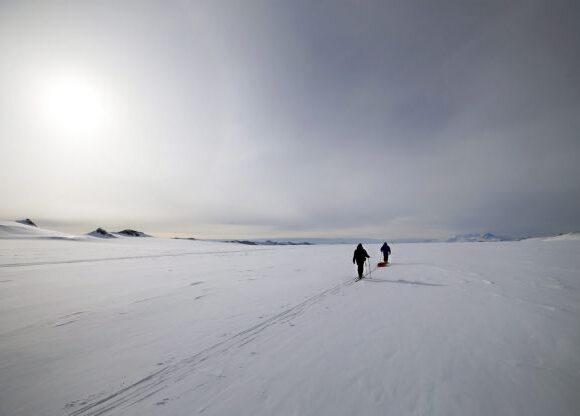 Ανταρκτική : Η ζωή στο τελευταίο μέρος του πλανήτη που παραμένει ασφαλές από την πανδημία