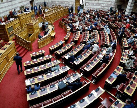 Βουλή: Όχι Ολομέλειας στην άρση ασυλίας 54 βουλευτών ΣΥΡΙΖΑ για τη Συμφωνία Πρεσπών
