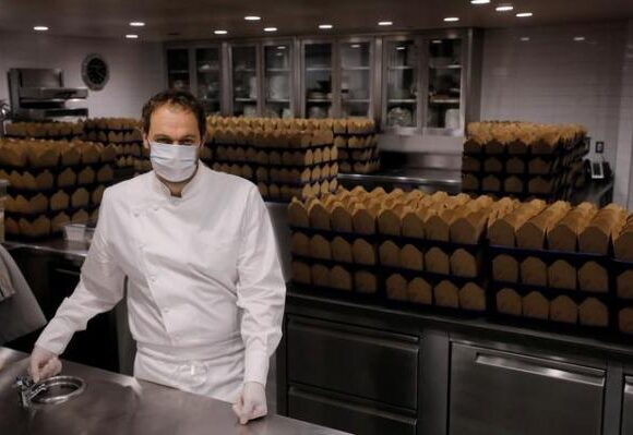 Εστιατόριο τριών Michelin στις ΗΠΑ στην διάθεση των απόρων