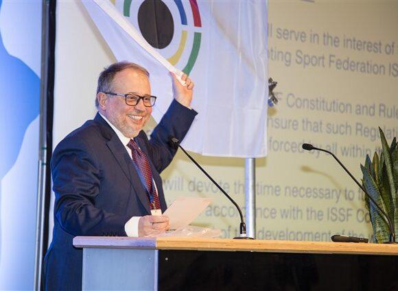 Η ISSF δε χρειάζεται στήριξη από τη ΔΟΕ