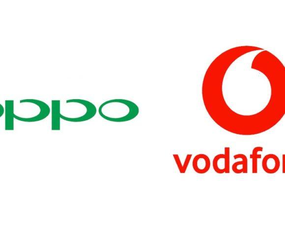 Η Vodafone φέρνει τα Oppo smartphones στην Ευρώπη
