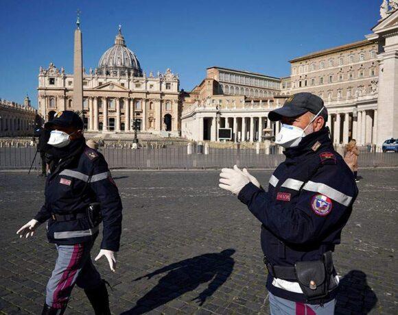Ιταλία: 531 κρούσματα κορωνοϊού το τελευταίο 24ωρο
